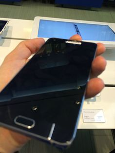 Samsung is preparing to announce the Galaxy Note 5 next week in New York City, at their Unpacked event. Unpacked started back with the Galaxy in 2012 Galaxy Note 5, Android Pixel, Samsung Galaxy Phones, Smartphone News, Chromebook, Iphone, Like4like, Packaging, Instagram Posts