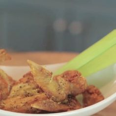 Lemon pepper chicken wings make a delicious snack or side dish.