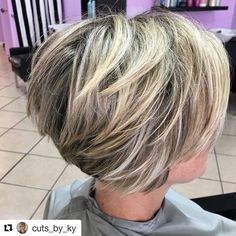 Textured Bob with Bright Highlights