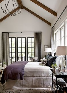 inspired Drapes Country Classic   Atlanta Homes & Lifestyles