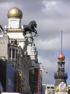 Madrid, Spain- Circulo de Bellas Artes