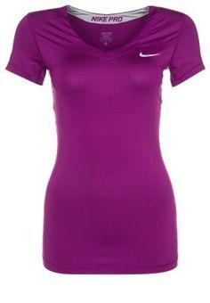 Treningsskjorter - lilla