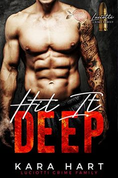 ☆҉‿➹⁀☆҉Daily FREE Read☆҉‿➹⁀☆҉  AMAZON KINDLE FREEBIE Free at time of post  Amazon Quick Link - http://amzn.to/2d6qcsL  Lust is hard. Love is DEEP.   I'm hard as a f*cking rock.   Tough as nails. Cold-blooded. Arrogant as hell, with a ripped set of abs women can't help but drool over. Yeah, that's me. Hunter Scapoli.   I knew the Luciotti Family would come for me eventually. They don't deal with snitches, and that's the lie that's going around. They thought they could take me alive. They were…