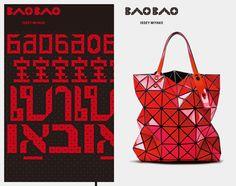 BAO BAO ISSEY MIYAKE SPRING SUMMER 2012