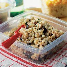 Chicken Salad with Olive Vinaigrette | CookingLight.com