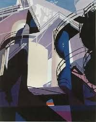 Image result for charles demuth precisionism