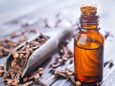 cloves and tooth pain