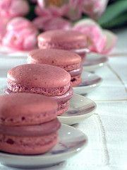 Macarons with Plum Buttercream by Sam Henderson of Today's Nest