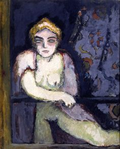 The Beggar, Kees van Dongen, 1908