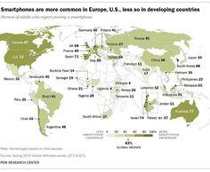 한국 성인 10명 중 9명이 스마트폰 소유...세계에서 가장 높다 : 네이버 뉴스