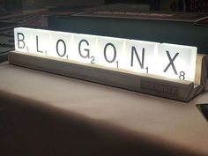 In love with these scrabble tile lights think they are fab #mypaladonepick @paladone