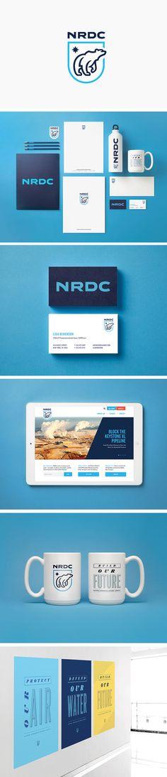 Natural Resources Defense Council (NRDC) Rebrand - NRDC Brand & Marketing Studio