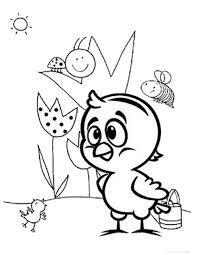 Resultado de imagem para desenhos para colorir e imprimir da turma da galinha pintadinha
