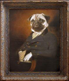 DAVID IMLAY'S ROYAL DOG PORTRAITS