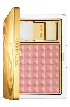 Pure Color Illuminating Powder Gelée by Estée Lauder is a high-polish blush with a luminous, silky finish. Its formula gives you a triblend ...