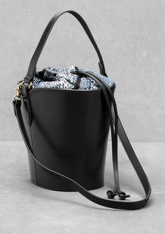 Leather Bucket Bag | Leather Bucket Bag | & Other Stories