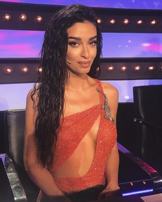 Who is Cyprus' Eurovision Song Contest 2018 finalist Eleni Foureira set to perform Fuego - The Sun Celebs, Celebrities, Best Songs, You Are Beautiful, Issa, Genetics, Hair Looks, Singer, People
