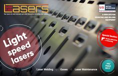 Check out @shopfloorlasers new August issue! Featuring #LaserWelding #lasermaintenance #MFG