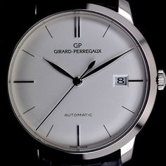 Understated elegance of the GP1966 in white gold #wotd #luxury #luxurywatches…