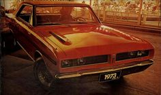 1973 Dodge Charger R/T - Brazil