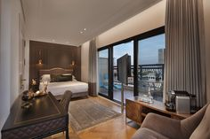 The Bistro, Famous Beaches, Fine Dining, Hotel Offers, Classic Style, Tel Aviv, Bedroom, Table, Furniture