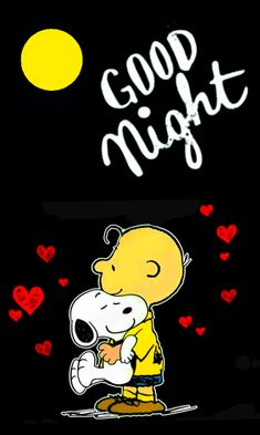 Good Night Prayer, Good Night Blessings, Good Night Gif, Good Night Messages, Good Night Quotes, Snoopy Love, Charlie Brown And Snoopy, Snoopy And Woodstock, Happy Snoopy