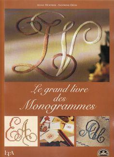 Le grand livre des Monogrammes - 2001 - Monograms