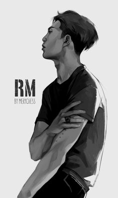 how to draw comics Namjoon, Rapmon, Fanart Kpop, Kpop Drawings, Rap Lines, Bts Chibi, Bts Fans, K Idol, Rap Monster