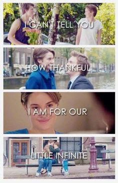 The Fault in our Stars - Augustus Waters - Hazel Grace - Ansel Elgort - Shailene Woodley #TFIOS