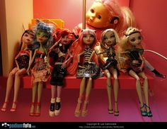 Dolls by Luis Rodrigues - PODIUMFOTO