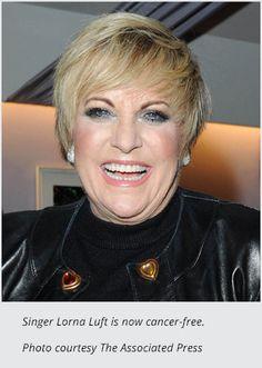 Singer Lorna Luft Battled Breast Cancer.
