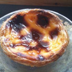 """Portuguese Custard Pie -PASTEL DE NATA - um """"natinho"""" , o miminho que a minha mais querida avó sempre me trazia quando regressava das Lisboas,,,"""