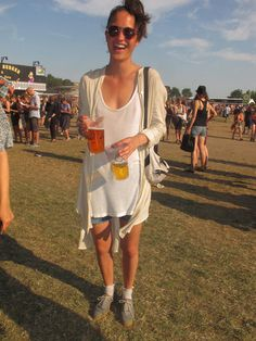Call Me Holly: Festival Style...