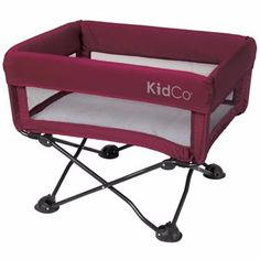 KidCo Dream Pod Makes Traveling With Babies Easy @OSA_Kids I really love this Dream Pod and would have loved to have this when the grandkids and my kids were little.  It is very well-built and should last someone starting a family though all their little ones.  The mesh panels make it easy to check on the baby and let's air flow easily.