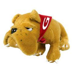 """6"""" Bulldog Mascot from www.schoolspiritstore.com"""