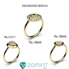 http://zomint.com/jewellery/diamond-jewellery/rings.html Get Flat 20% off on all diamond collection. Couponcode: VALENTINE #zomint #rings #valentinegifts