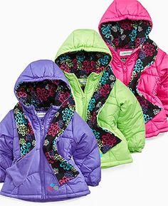 Vzor dětská bunda v plné velikosti pro děti od 3 do 7 let růstu 104-128 cm