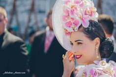 dita-von-teese-at-melbourne-cup-1
