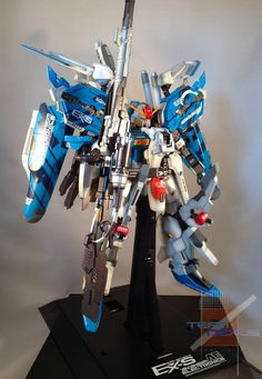MG MSA-0011 Ex-S Gundam: Modeled by PrimaryMH