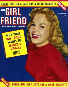 The Girlfriend and the Boyfriend - 1952