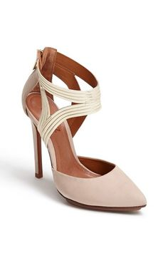 Schutz  Bishmah  Pointy Toe Pump available at  Nordstrom Wedge Shoes, Shoes  Sandals.   d3c1b544b86