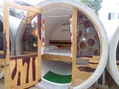 Tubhotel, un nou concept de hotel în Mexic