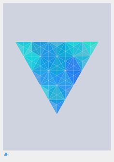 DELTA — Geometric Print IV