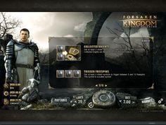 Forsaken Kingdom Online Slot Game