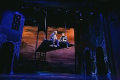 Hamlet. The Shakespeare Theatre of New Jersey. Scenic Design by Bonnie J. Monte.