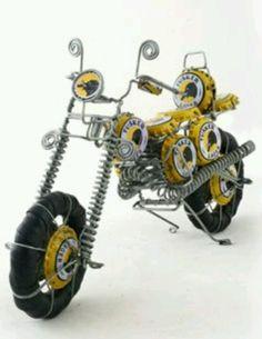 Tusker bike :)