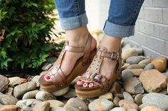 ~Chocolate is good but shoes are carb-free~😘🍫👡 Wedges | $119.98 (50% off) Call to Order 📞865.288.7235 #justforyouthestockroom #freeshippingover50 #paypalaccepted #shoplocal #shopsmall #shoes #sale #knoxville #boutique #knoxvilleboutique #knoxrocks #accessories