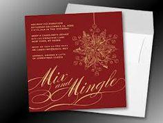 Mix and mingle invite