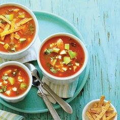 Cinco de Mayo Recipes: Mexican Tomato Soup