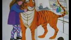 This is not on our list but is a well loved favourite.▶ The Tiger Who Came to… Bed Story, Story Time, Reception Class, Listen To Reading, Online Stories, Digital Story, Family Theme, Tea And Books, Dangerous Animals